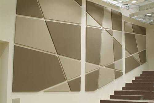 Acoustic Wall Paneling for Office Interiors