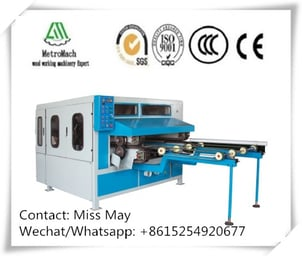 Automatic Wood Veneer Grinding Mill Machine For Making Plywood