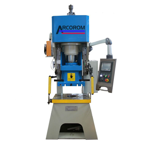 CNC Hydraulic Punching Press For Plate Stamping