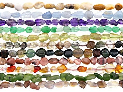 Colorfull Gemstone Beads Strands