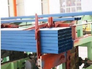 Automatic Packing And Bundling Machine For Pipe Mill