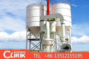 Multifunctional MTM1750 Raymond Mill for Pyrophyllite