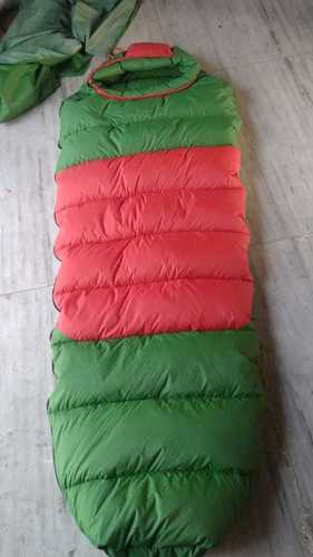 Two Color Sleeping Bags