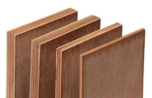 Fire Proof Solid Plywood