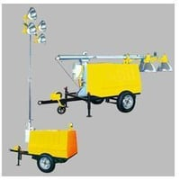 Highly Durable Portable Tower Light