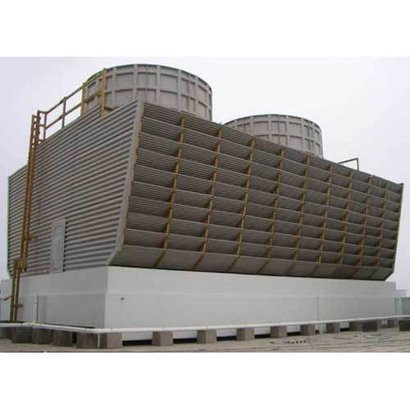 Heavy Duty Wooden Cooling Tower Application: Industrial