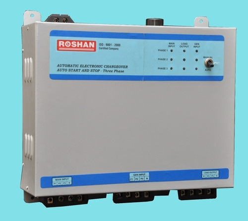 Rdct 100 As Automatic Electronic Changeover