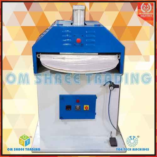 Rotary Fusing Machine (Heating Press)