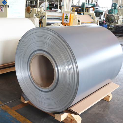 Color Coated Aluminum Coil - 76061259