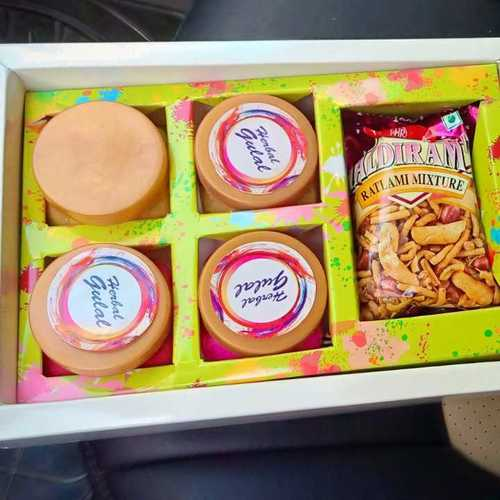 Holi Gift Pack With Gulal
