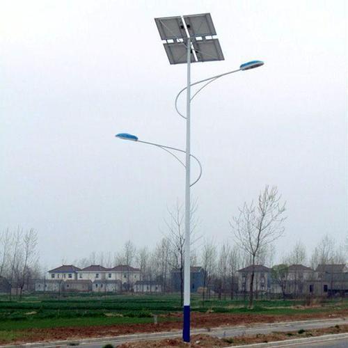 Low Maintenance Solar Street Light