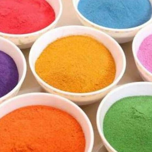 Plain Alpana Rangoli Colors