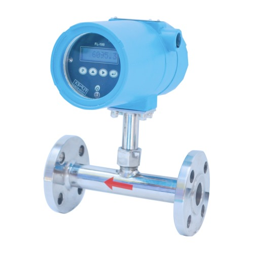 Two Wire Turbine Flow Meter (FL 100)