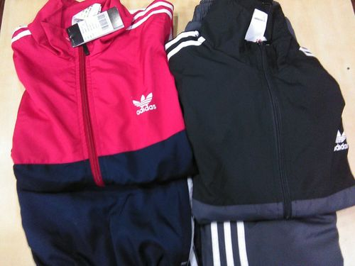 Branded Track Suits, Shorts, Lowers With Bill