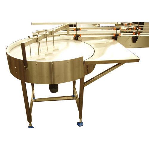 Industrial Rotary Conveyor System