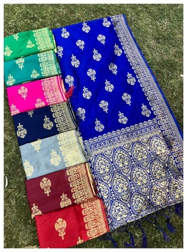 New Arrival Silk Dupatta Catalog