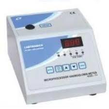 Microprocessor Haemoglobin Meter