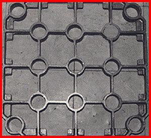 Foundry Base Metal Tray