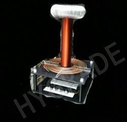 High Strength Tesla Coil Equipment Materials: Wood