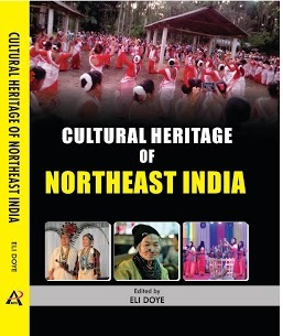 Cultural Heritage Of North East India Book