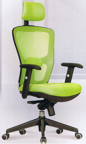 Impeccable Finish Mesh Office Chair