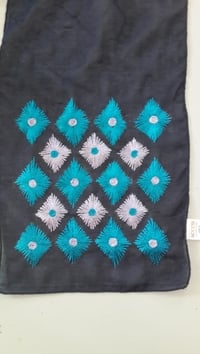 Geometrical Embroidery Design