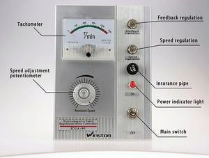 JD1A-40 Electro Magnetic Speed Controller