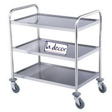 Movable Room Service Trolley