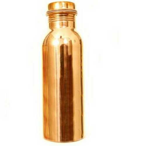 100% Pure Copper Bottle