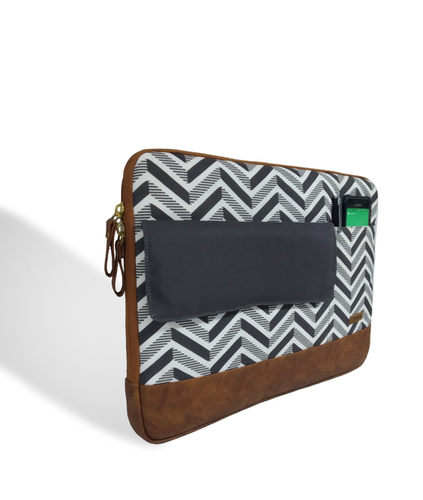 Caris Laptop Sleeve And File Bag