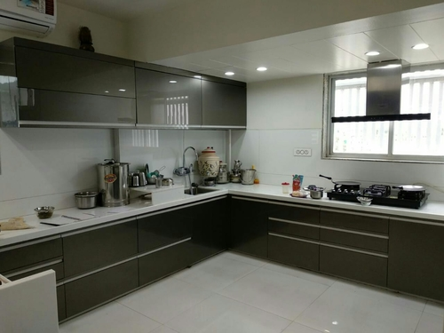 Easy To Assemble Modular Kitchen