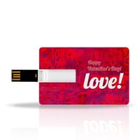Attractive Greeting Pen Drives