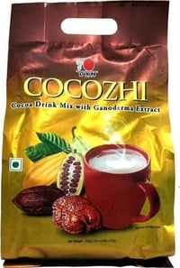 Cocozhi Cocoa Drink Mix with Ganoderma Extract