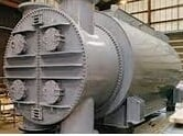 Industrial Shell Tube Condenser