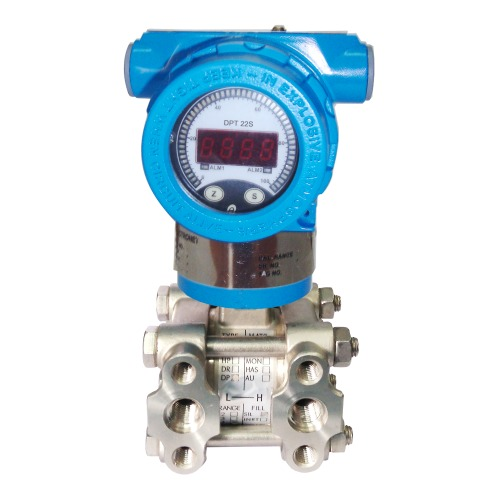 Differential Pressure Transmitter And Switch (DPT-22S)