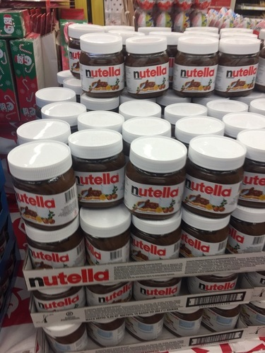 Nutella Chocolate Spread - Manufacturers & Suppliers, Dealers