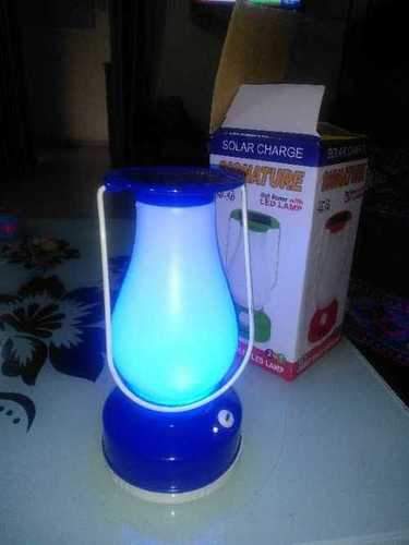 LED SOLAR CHARGING LAMP