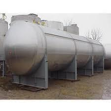 Industrial Horizontal Storage Tanks