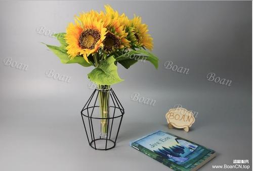 Beautiful Artificial Sunflower Stick