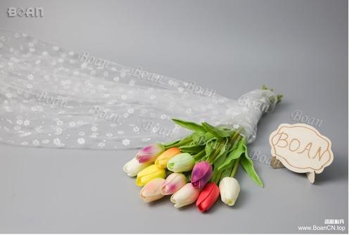 Beautiful Artificial Tulip Bouquet