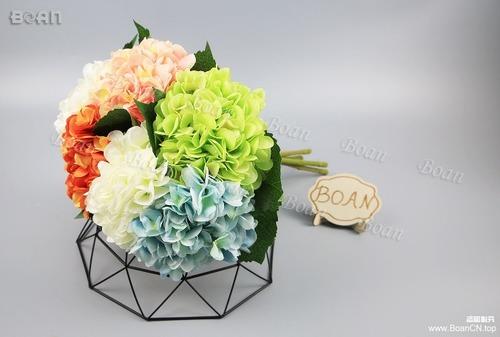 Beautiful Hydrangea Artificial Flower