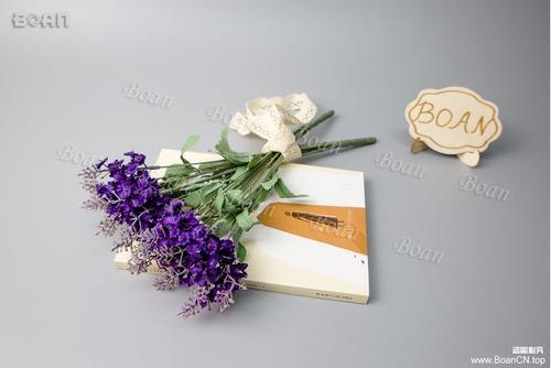 Purple Lavender Artificial Flower