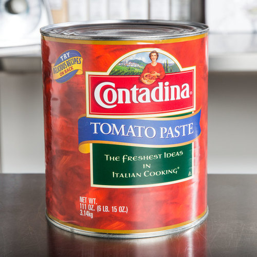 Canned Healthy Tomato Paste