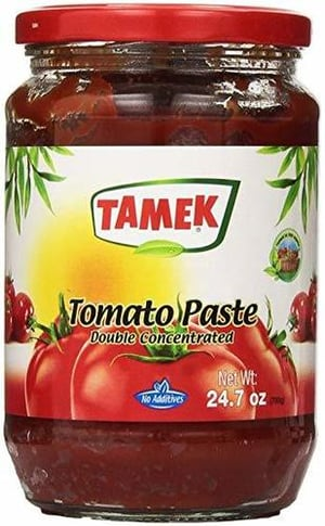 Delicious Canned Tomato Paste