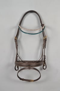 Effective Leather Snaffel Bridle
