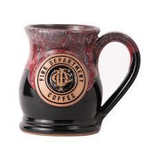 Fancy Printed Coffee Mug