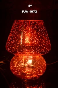 Glass Decorative Table Lamp