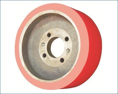 Abrasive Resistant Pu Wheels