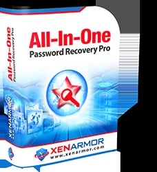 All In One Password Recovery Pro Software (Xenarmor)