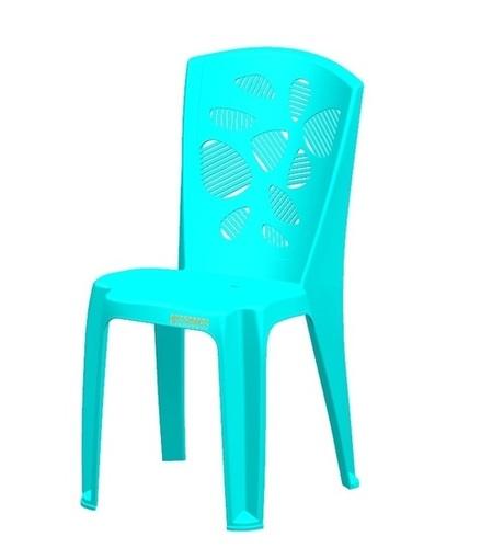 Comfortable Emerald Armless Chair
